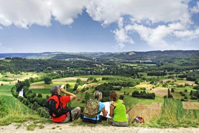 Week-End sportif en randonnée
