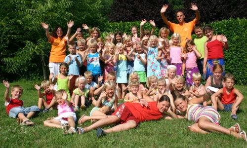 Activités Club Enfants en juillet et août dès 4 ans au Camping Le Paradis