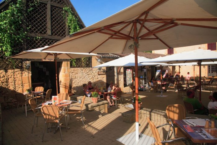Camping Le Paradis - Images - Terrasse