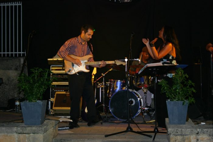 Camping Le Paradis - Images - Concert