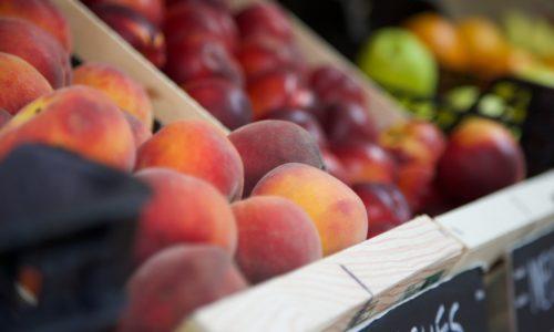 Services à l'Epicerie des fruits et légumes frais tous les jours au camping Le Paradis