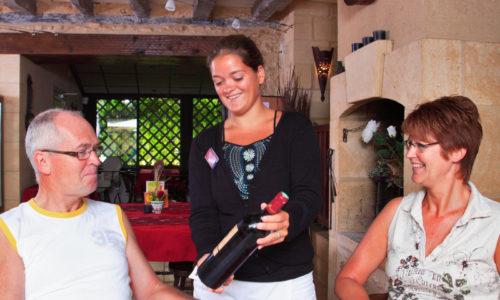 Services Restaurant Cuisine locale au Camping Le Paradis