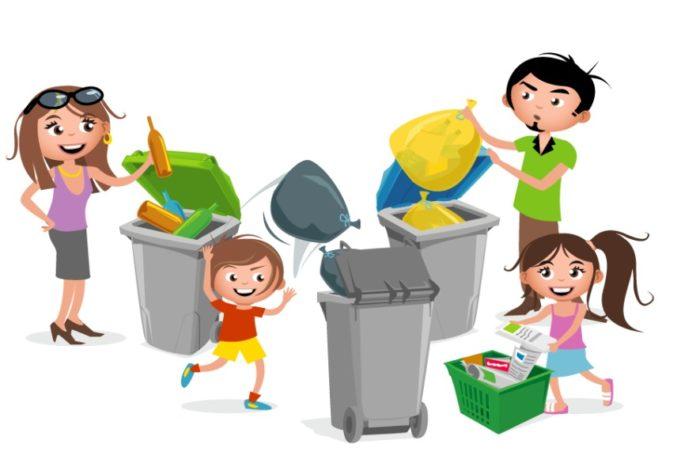 Le Paradis et le recyclage