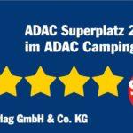 Le camping Le Paradis récompensé par l' « ADAC Superplatz 2017»
