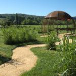 Camping Le Paradis - Blog La nature s'éveille - Citrouille Jardin
