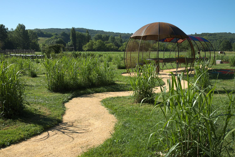 Camping Le Paradis – Blog La nature s'éveille – Citrouille Jardin