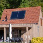 Camping Le Paradis - Maison Orion Extérieur