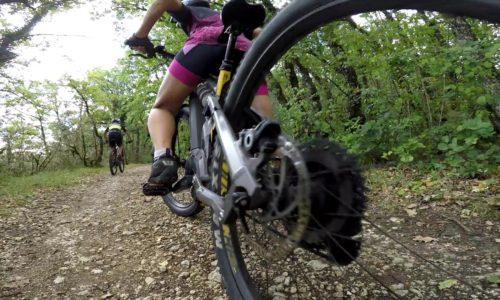 Activités Sport Vélo Camping Le Paradis