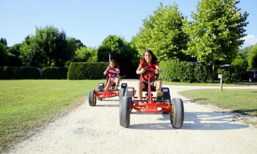 Activités Kart Camping Le Paradis